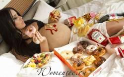 Какие продукты нужны беременным