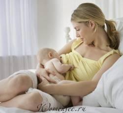 Первые месячные после родов какие они