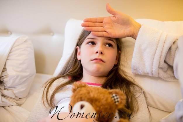 Признаки акклиматизации у ребенка