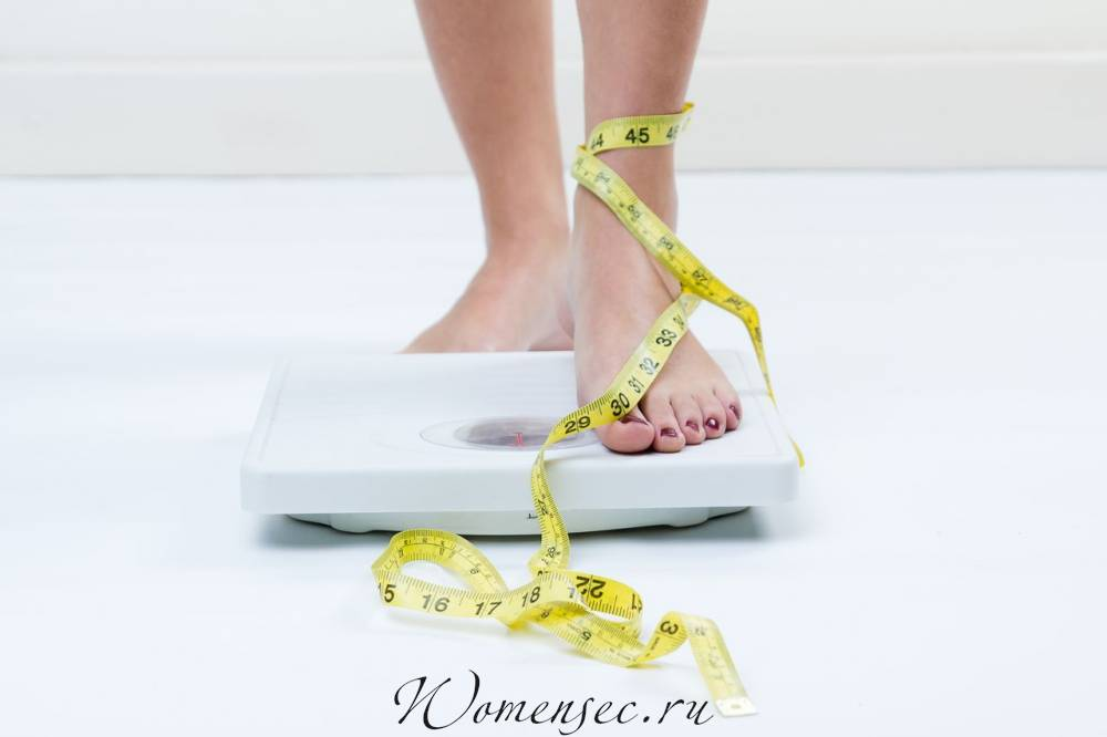Минимальный набор веса при беременности