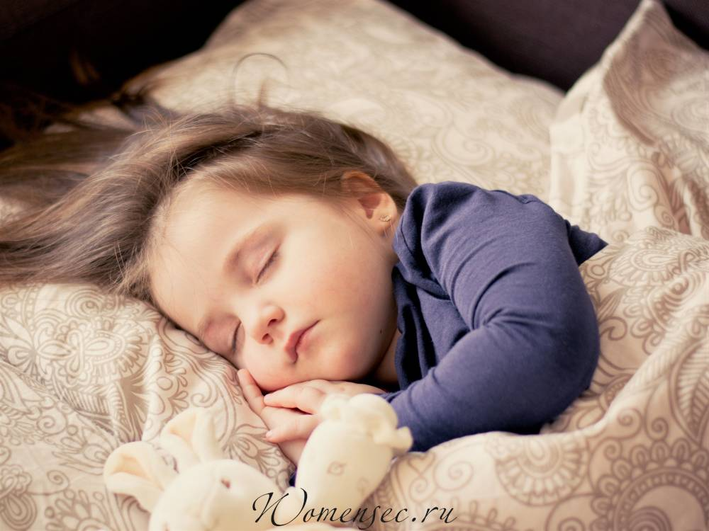 ребенок 3 года плохо спит ночью плачет